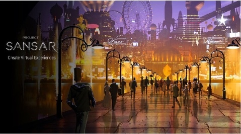 PROJECT SANSAR SECOND LIFE 2