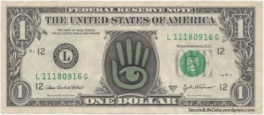 El dinero en Second Life: I love Linden Dollars!