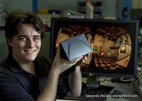 Palmer-Luckey-Oculus rift 2011